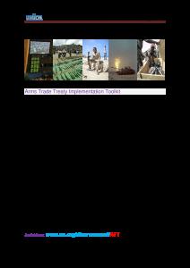 ATT Implementation Toolkit (UNODA)  image