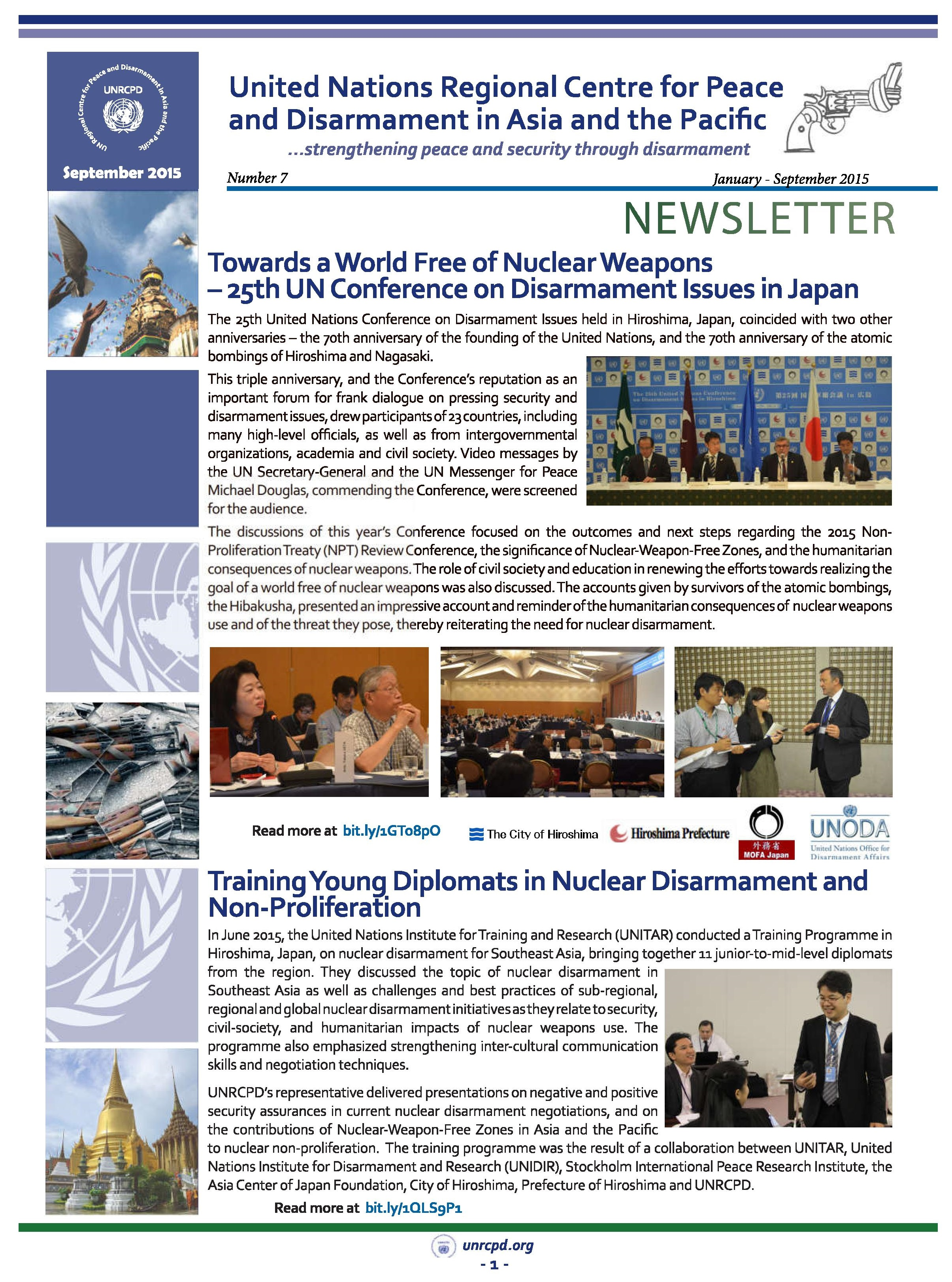 peace and security in the asia pacific