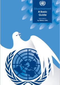 Disarmament: A Basic Guide (UNODA, 3rd Edition)  image