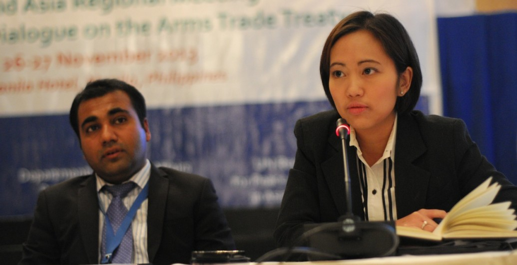 Second Asia Regional Meeting  to Facilitate Dialogue on the Arms Trade Treaty