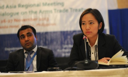 Second Asia Regional Meeting  to Facilitate Dialogue on the Arms Trade Treaty  image