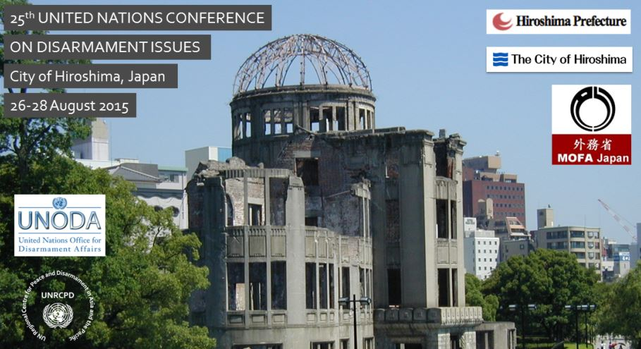 25th UNDIC Conference Hiroshima