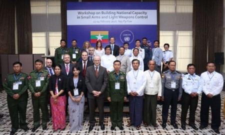 Myanmar workshop SALW cropping image